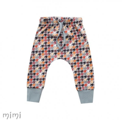 Baby Pants SUTTON Geospaceship Mint