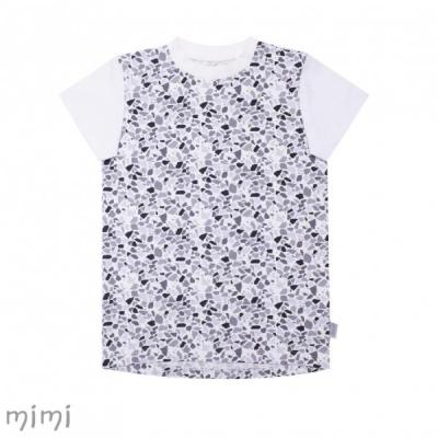 T- shirt LEIF Stone