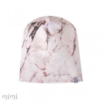Beanie ALF Pink Marble
