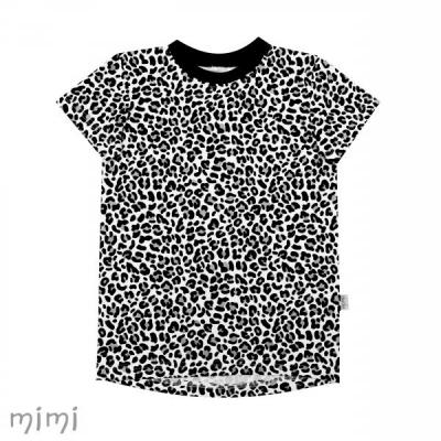 T-shirt LEIF Leipard