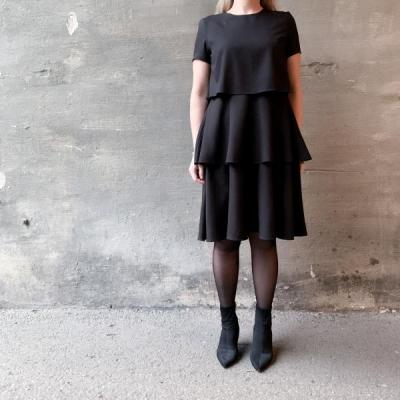 Women's Dress TINKERBELL Black