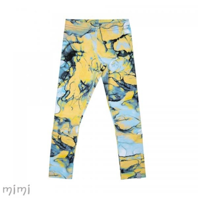 Leggings NORD Blue Marble