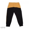 Baggy Sweatpants HUGO Mustard and Black