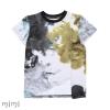 T-shirt LEON Lava Cold