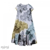 Women's Dress HETA Lava Cold