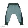 Baggy Pants REBEL Green