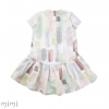 Dress HETA Pastel Brush