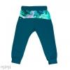 Baggy Sweatpants HUGO Marble Lagoon
