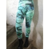 Women's Leggings NORD Marble Lagoon