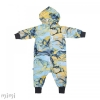 Jumpsuit BOO Blue Marble